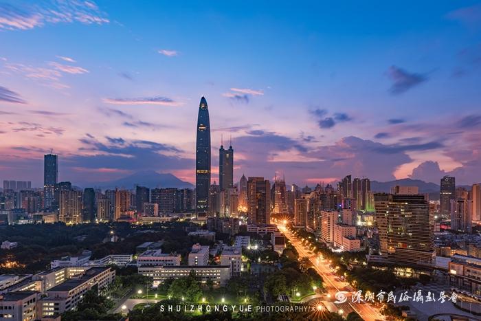 首页-- 摄影资讯 -- 学会动态    2020年是深圳经济特区建立40